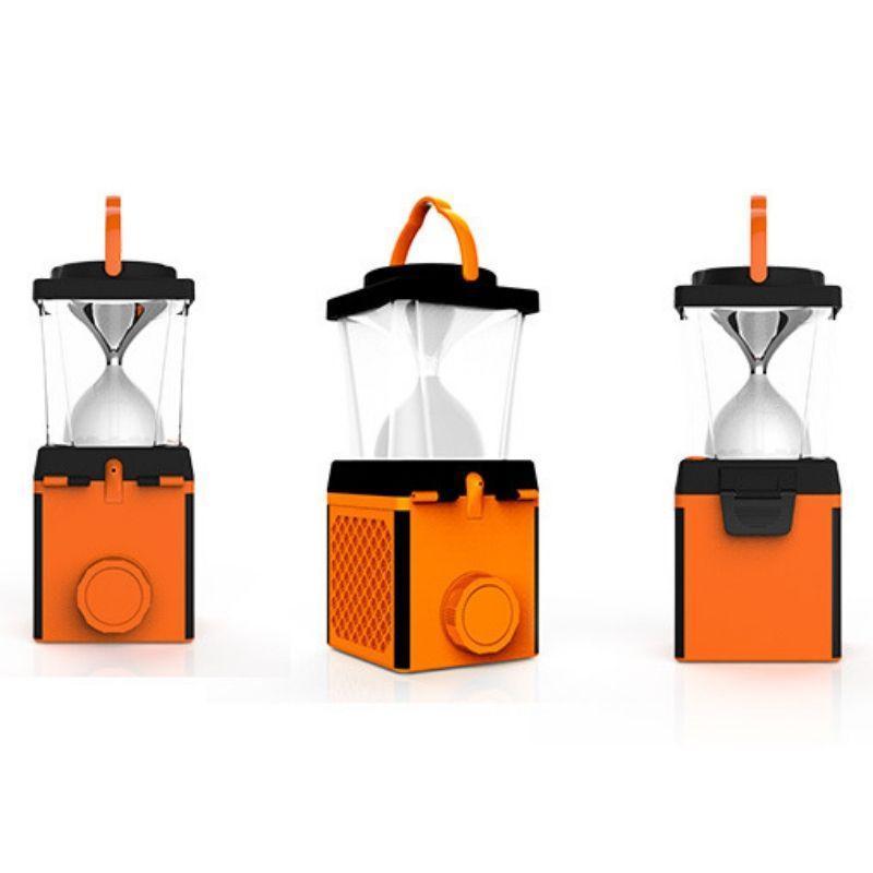 Electricity- Free Portable Salt Lamp