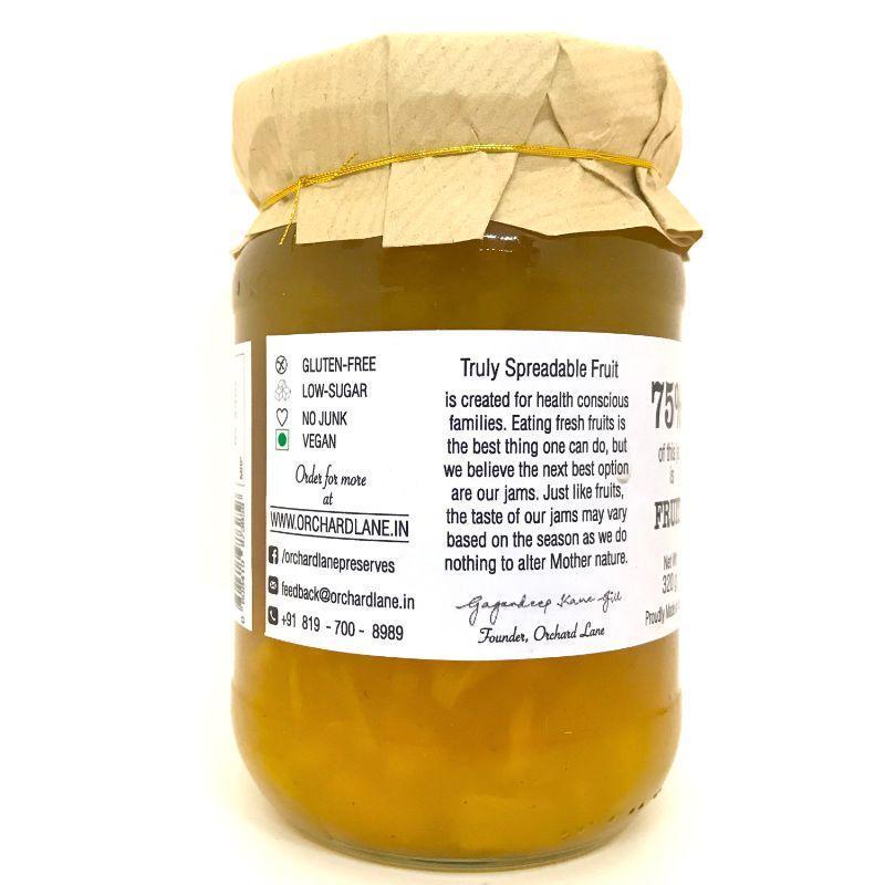 Apple & Pineapple Jam