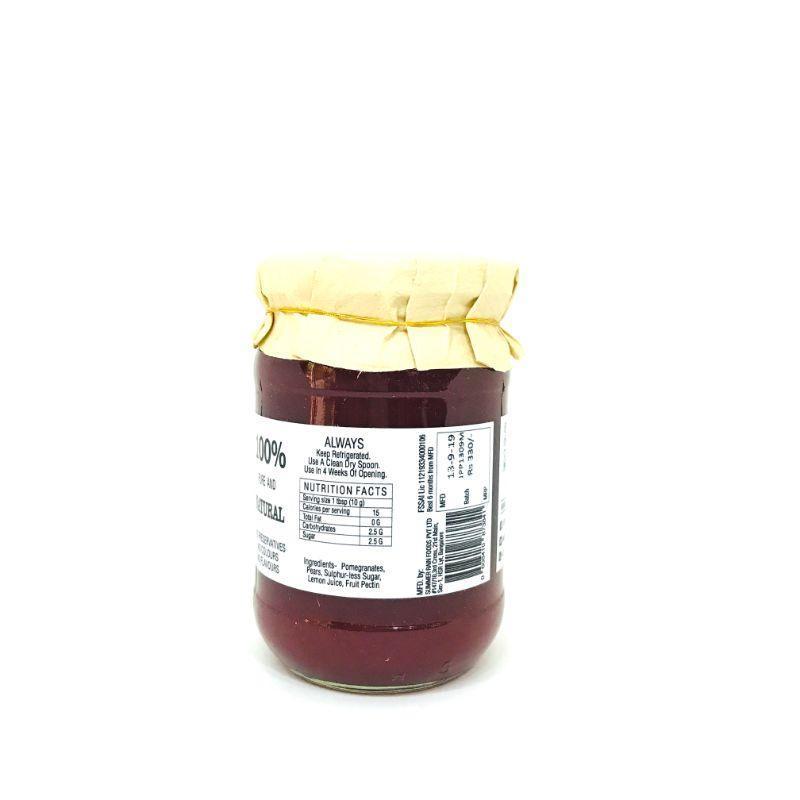 Pear & Pomegranate Jam