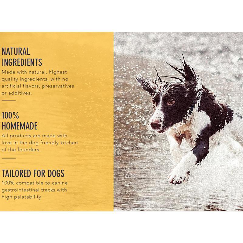 Grain-Free Natural Unprocessed Dog Food