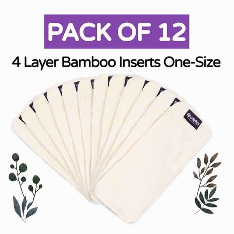 Bamboo one-size Diaper