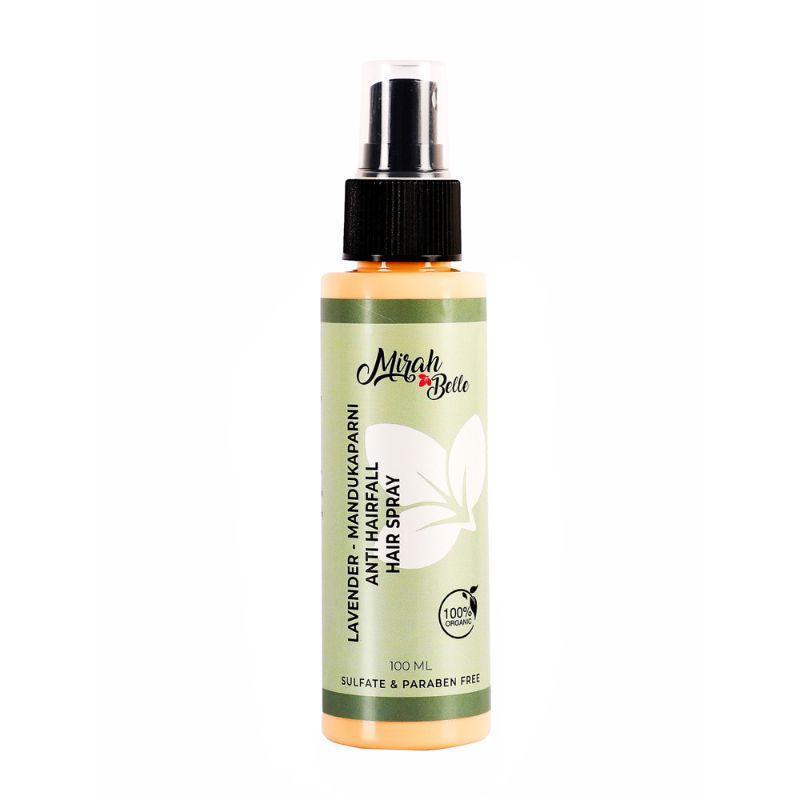 Lavender Mandukaparni Hair Spray