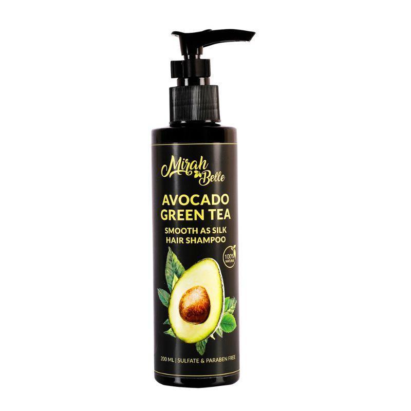 Avocado Green Tea Shampoo
