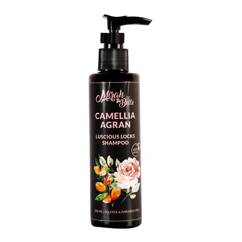 Argan Luscious Locks Shampoo