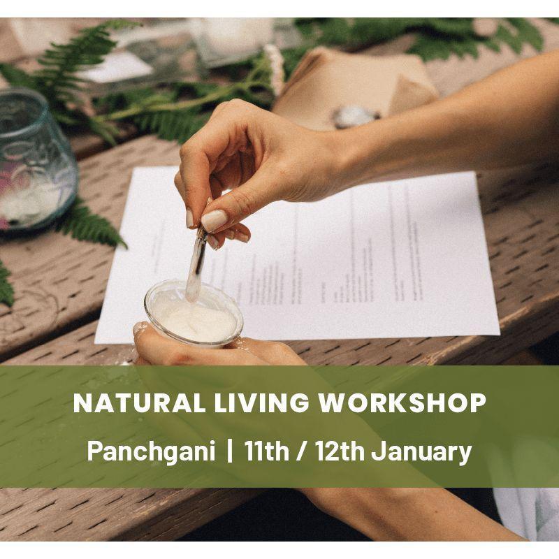 Natural Living Workshop