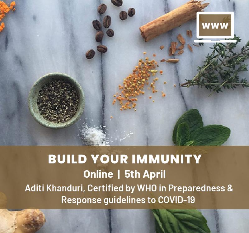 Immunity Building Online Workshop