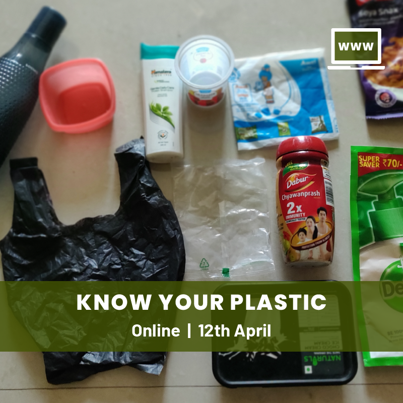 Know Your Own Plastic Online Workshop