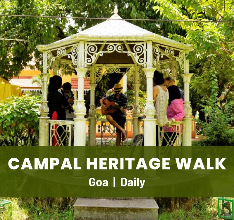 Campal Heritage walk