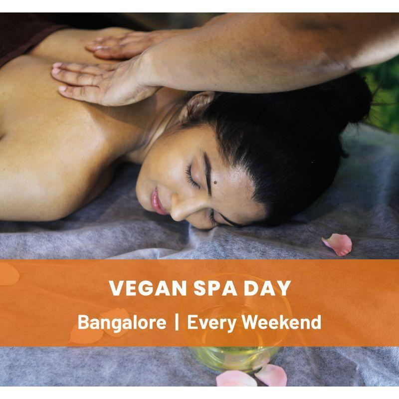 Vegan & Natural Luxury Spa Day