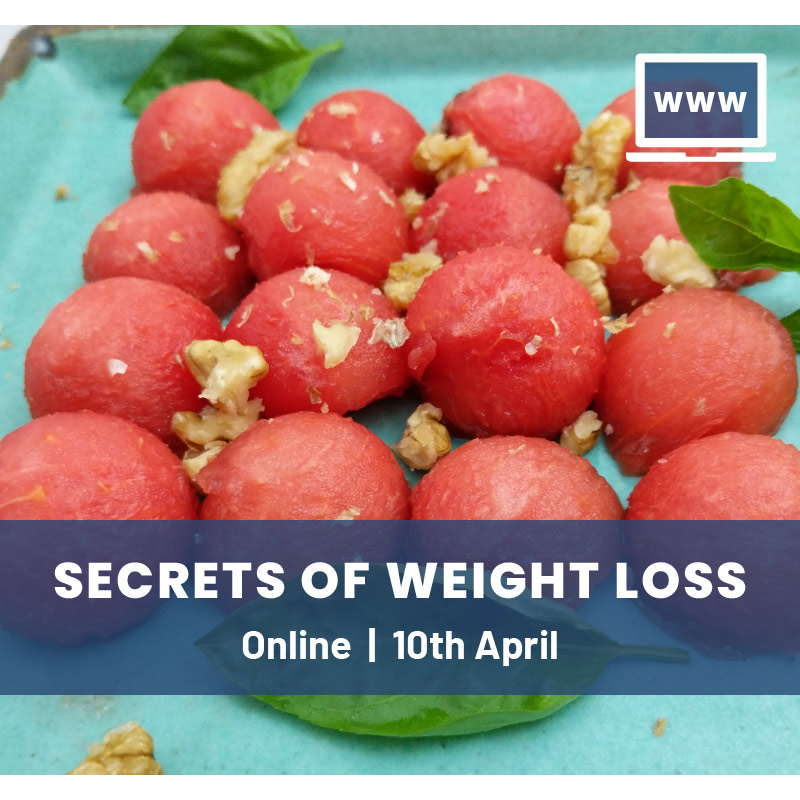Secrets to Healthy Weight Loss Online Workshop