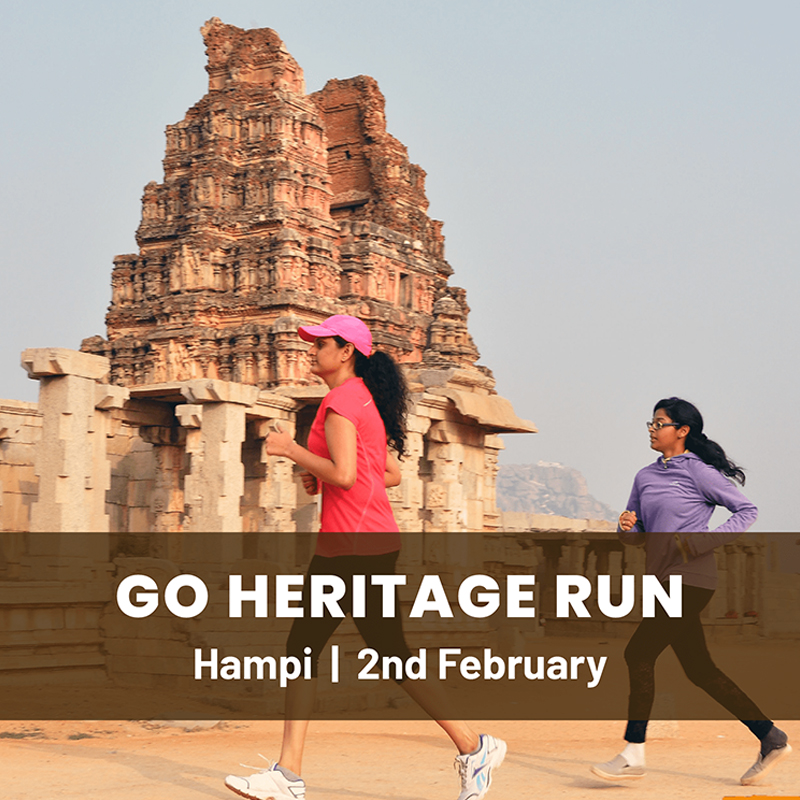 Go Heritage Run – Hampi