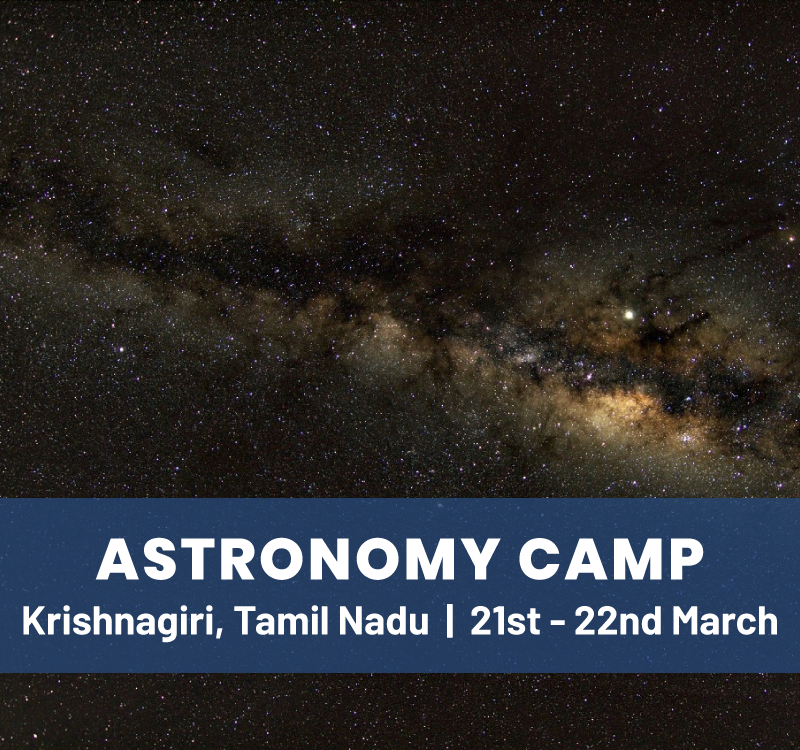 Astronomy Camp Under The Stars