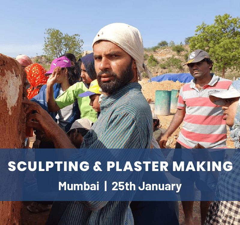Mud Sculpting & Earthen Making Plaster Workshop